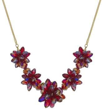 J by Jasper Conran Designer Beaded Flower Necklace