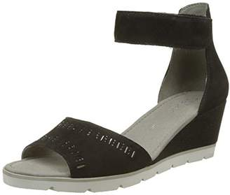 Gabor Shoes Women's Basic Ankle Strap Sandals,(40.5 EU)