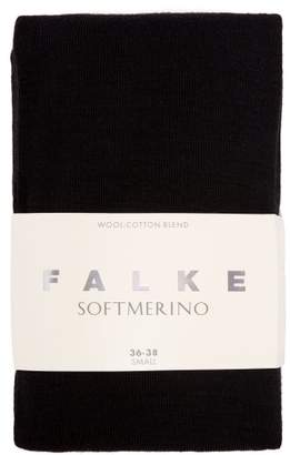 Falke - Soft Merino Tights - Womens - Black