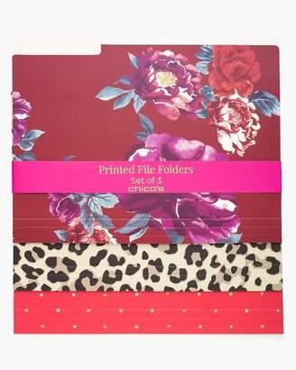 Regal Rose Folder Set