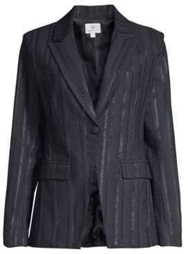 AG Jeans Keats Metallic Blazer