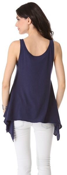 Wildfox Couture Baby Anchor Tank