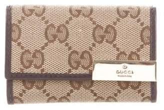 Gucci GG 6 Key Holder