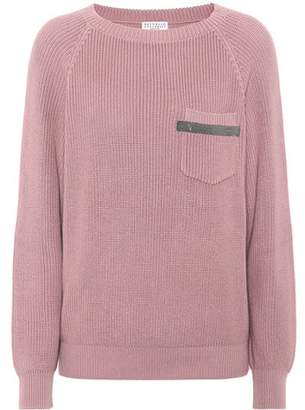 Brunello Cucinelli Cotton sweater