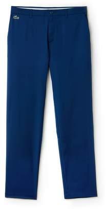 Lacoste Men's SPORT Technical Gabardine Golf Chino Pants