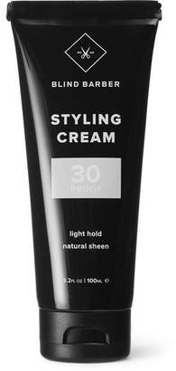 styling/ Blind Barber - 30 Proof Styling Cream, 100ml