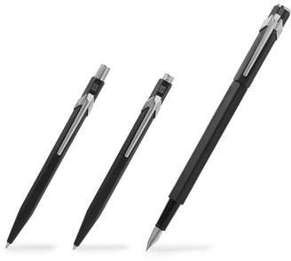 Caran d'Ache 849 Fountain Pen, Ballpoint Pen And Mechanical Pencil Gift Set