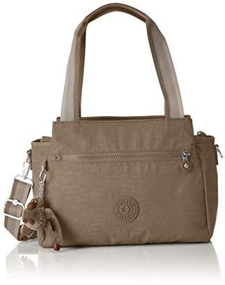 Kipling Elysia, Women's Bag, Braun (Soft Earthy C)