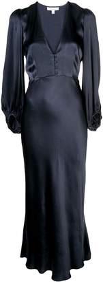 Shona Joy morrison bias midi dress