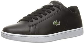 Lacoste Women's Carnaby Evo Bl 1 Fashion Sneaker $40 thestylecure.com