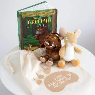 The Gruffalo Oh So Cherished Soft Toy And Book