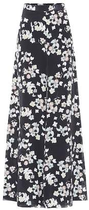 Athena Procopiou Exclusive to mytheresa.com – printed silk trousers