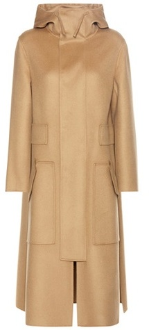 ValentinoValentino Virgin Wool And Cashmere Coat