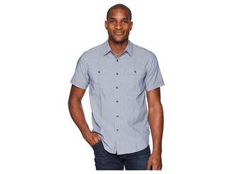 Royal Robbins Vista Dry Short Sleeve Shirt Men's Short Sleeve Button Up