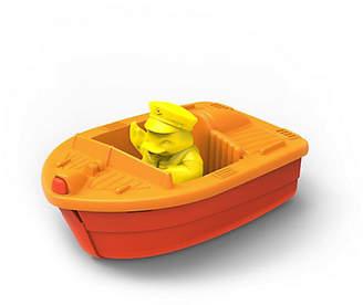 Green Toys レースボート オレンジ