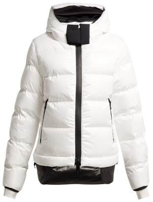 aedee033a2 TEMPLA 10k Nano Quilted Down Jacket - Womens - White