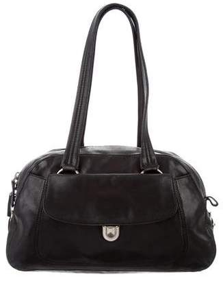 Prada Nappa Pocket Bowler Bag