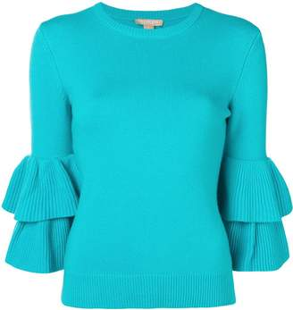 Michael Kors double bell sleeves jumper