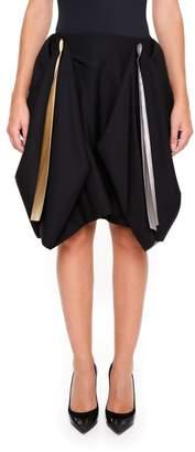 J.W.Anderson Draped Skirt