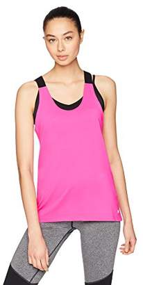 Starter Women's Stretch Elastic-Strap Tank Top