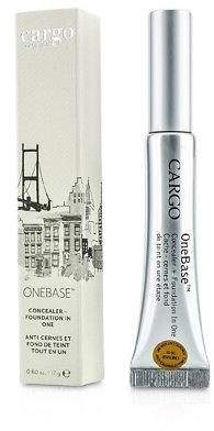 CARGO NEW OneBase Concealer Foundation In One (#03 Fair Medium) 17g/0.6oz Womens