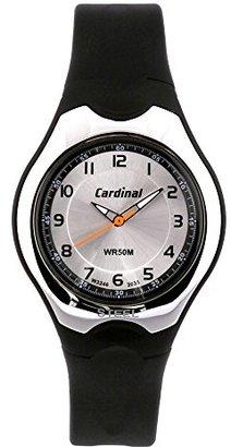 Cardinal クォーツアナログ腕時計