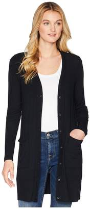 Splendid Button Cardi Women's Sweater