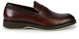 Harry's of London Jimmy Grip Sole Leather Loafers