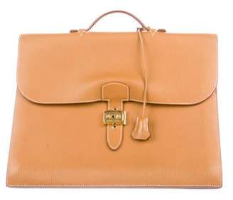 Hermes Sac a Depeches Briefcase