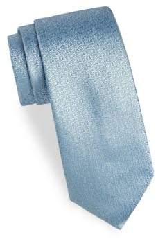 Charvet Flower Silk Tie