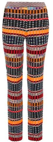 Missoni Striped wool trousers