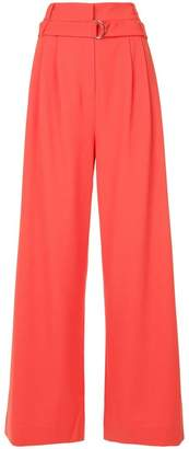 Tibi high waisted trousers