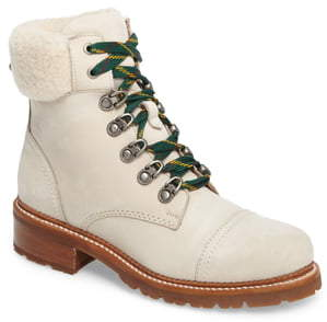 Frye Samantha Water Resistant Hiking Boot