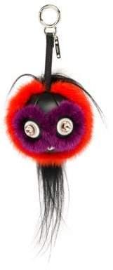 Fendi Mink Fur Bag Bug