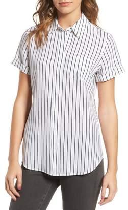 AG Jeans Easton Silk Shirt