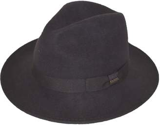 Scala Men's Safaris Shape 100% Wool Felt Fedora Hat