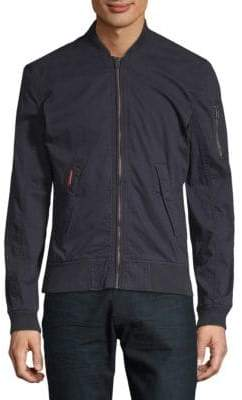 Superdry Rookie Duty Cotton Bomber Jacket