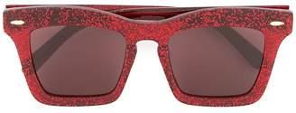 Karen Walker Banks Glitter sunglasses