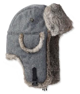 L.L. Bean L.L.Bean Men's Mad Bomber Wool Hat