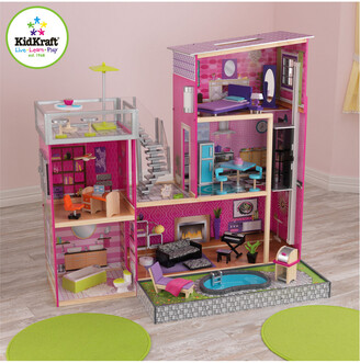 Kid Kraft Uptown Dollhouse