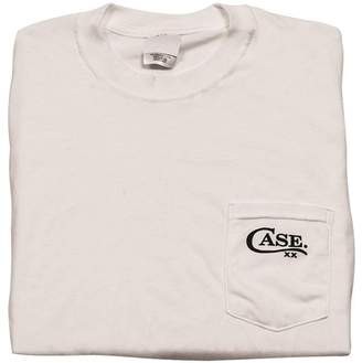 WR Case & Sons Cutlery Pocket T-Shirt White XXL