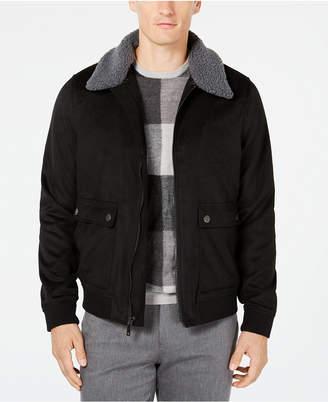 Ryan Seacrest Distinction Men Removable-Collar Jacket