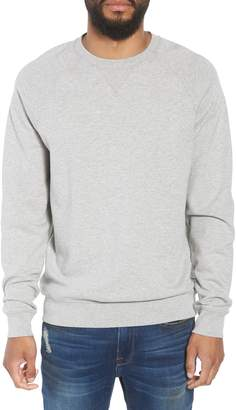 Frame PC Raglan Slim Fit Cotton Crewneck Sweatshirt
