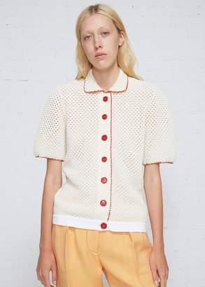Marni Short Sleeve Cardigan