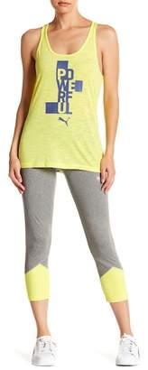 Puma Spark Logo Cropped Leggings