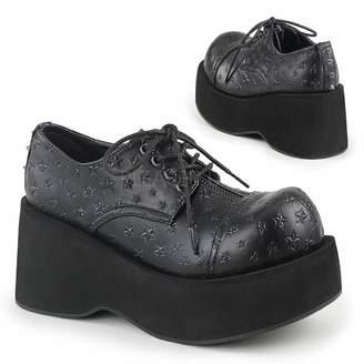 Demonia Womens DANK-111/BVL Oxfords-Shoes