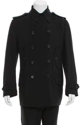 Junya Watanabe Comme des Garçons MAN Double-Breasted Wool Jacket