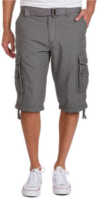 UNIONBAY Men's Belted Cordova Messenger Short