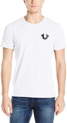 True Religion Men's Crafted with Pride Tee