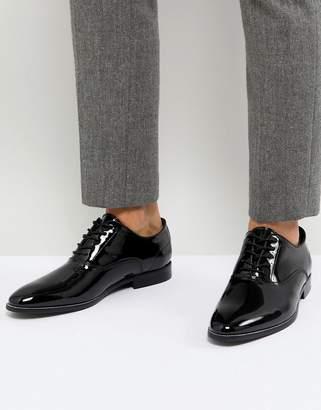 Aldo Collamato Patent Lace Up Shoes